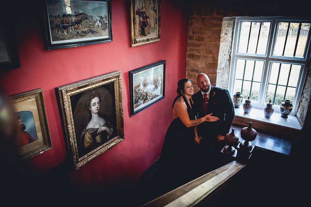 Allington Manor Staircase Grantham
