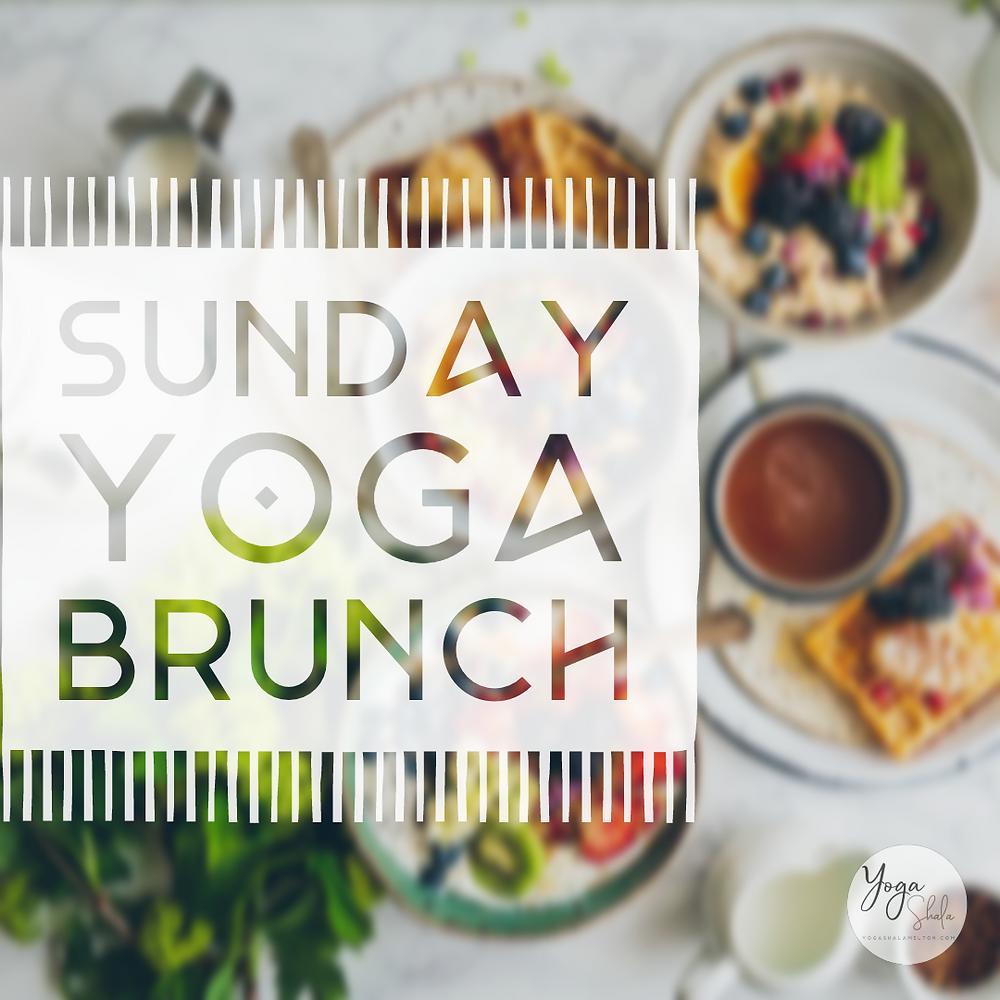 Yoga & Brunch in Melton Mowbray