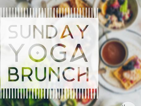 Sunday Yoga Brunch