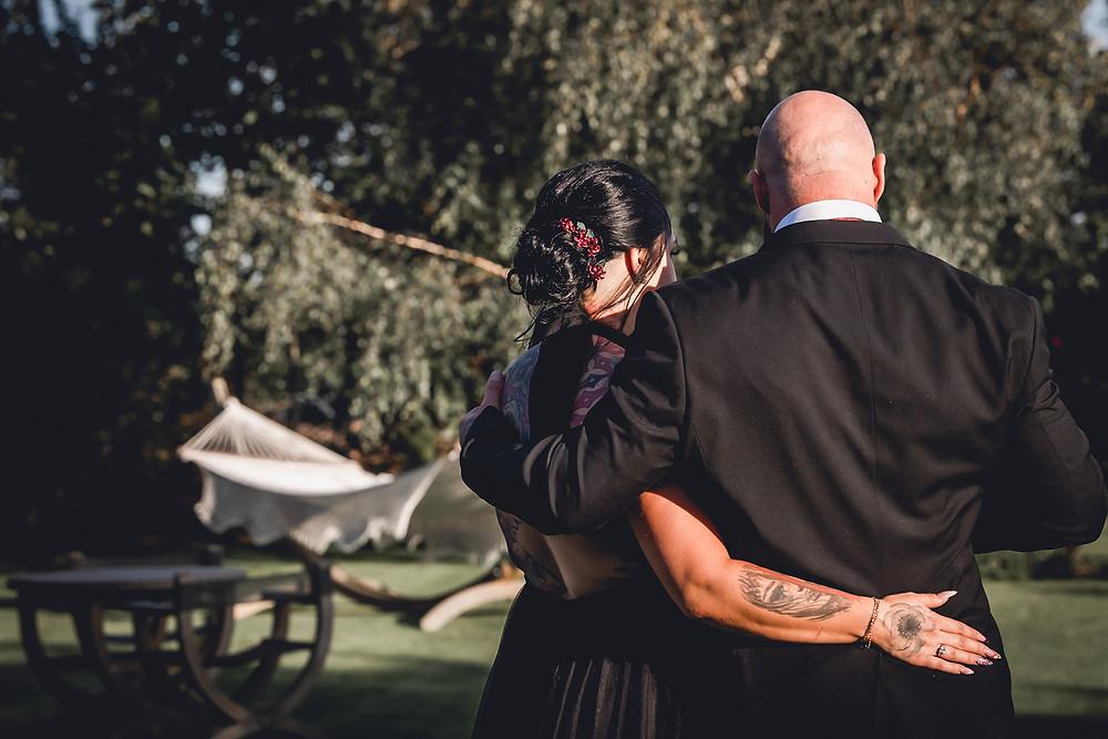 Couple at Allington