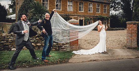 Easy going Wedding Photpgrapher | Midlands
