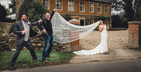 Easy going Wedding Photpgrapher | Midlands