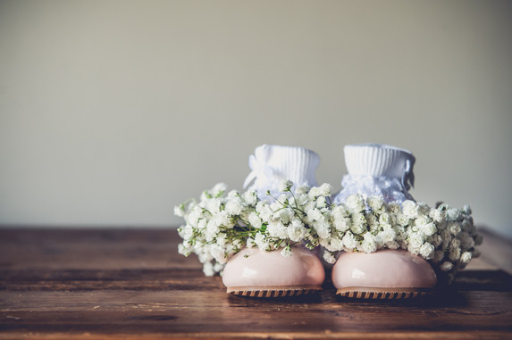 Baby Flower Girl Shoes,