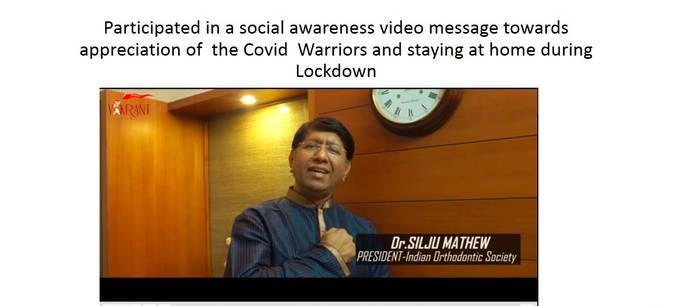 Covid warriors public awareness