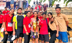 FDS - RUAS Athletic Meet Champions 2019