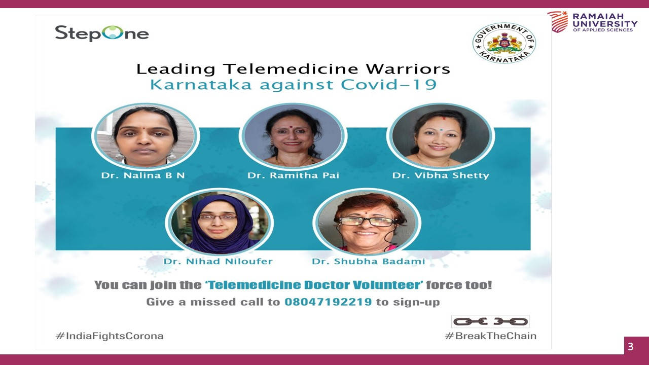 Telemedicine Warriors