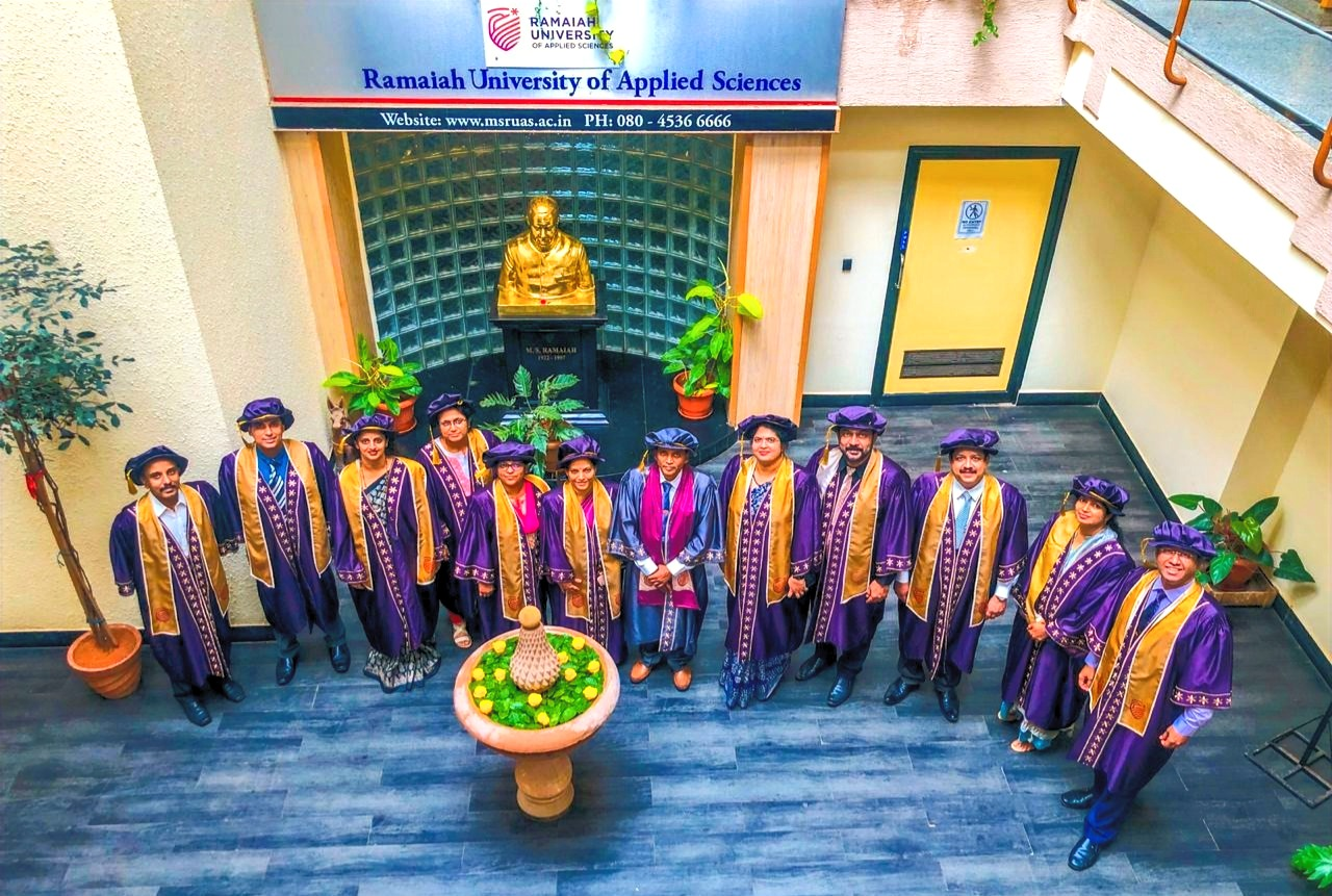 Convocation Day -October 23rd 2019