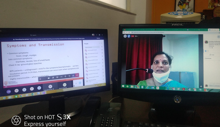 Online Education on Covid 19