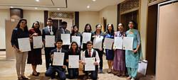 FDS RUAS study club batch receiving the