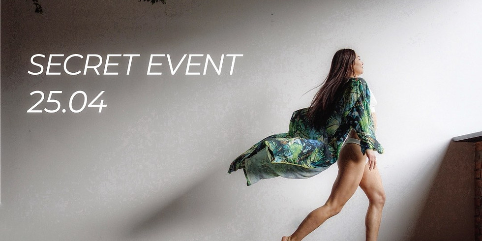 Secret event - знайди своє призначення!