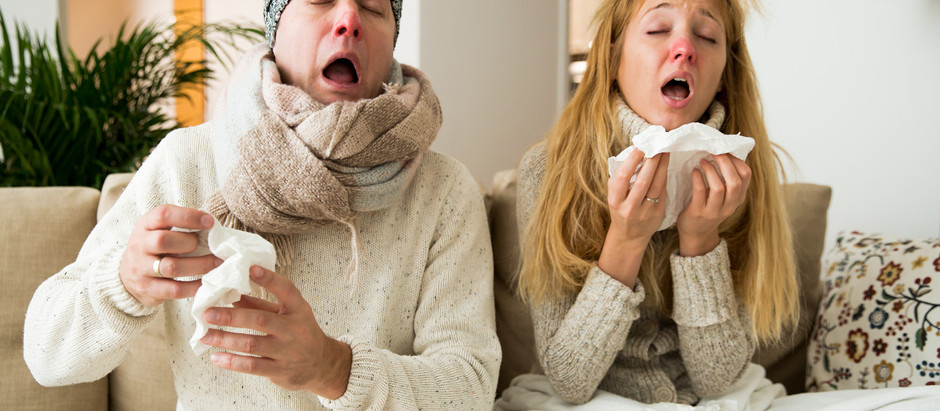 Acupuncture for cough and flu season