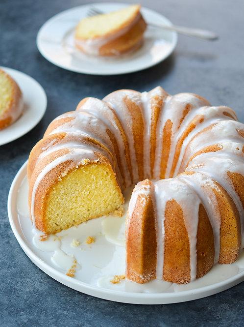 A La Carte: Slice of  Lemon Pound Cake