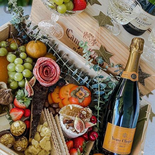 Sweet & Champagne Grazer