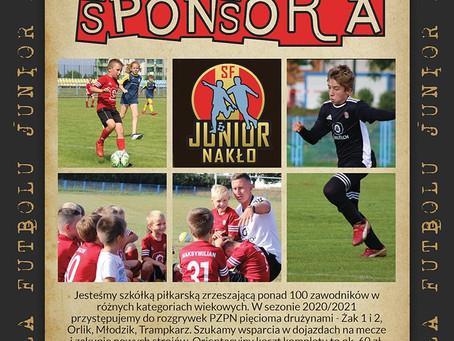 Szukamy Sponsora !!!