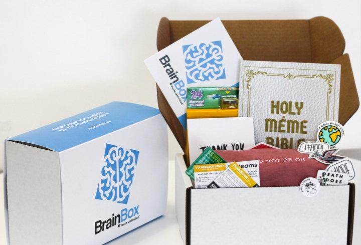 Paid Quarterly BrainBox Youth Subscription