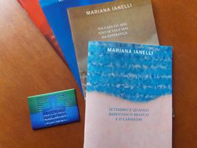 4 Libretos de Crônicas - de Mariana Ianelli