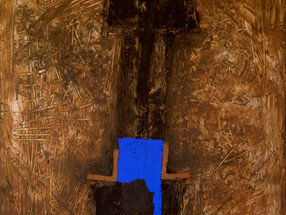 Siron Franco - Uma pintura no MASP