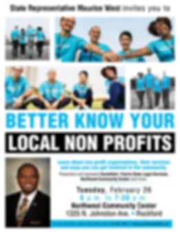 West Better Know Your Local Non-Profit 2
