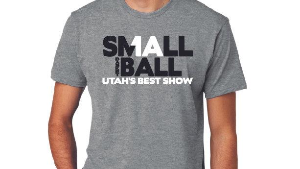 Small Ball Best - Next Level Mens Tshirt