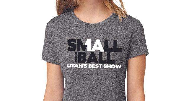 Small Ball Best - Next Level Womens Tshirt