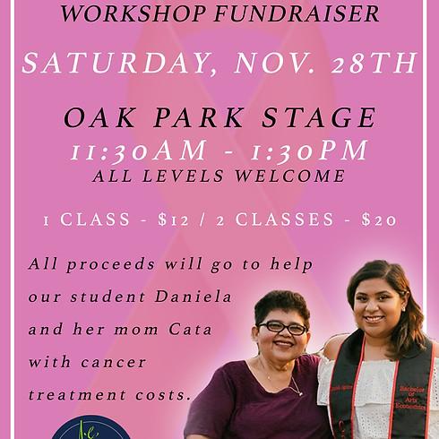 Salsa & Bachata Workshop Fundraiser