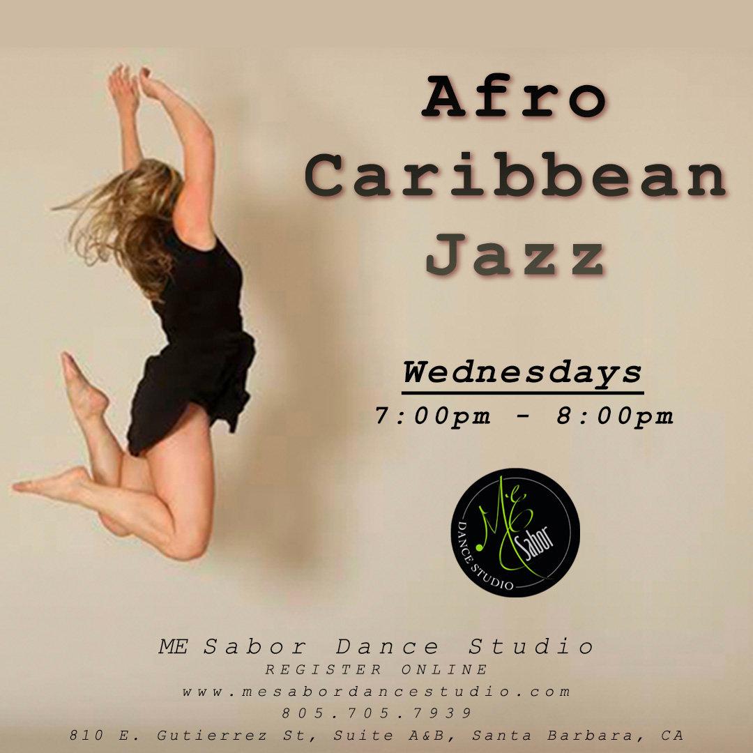 Afro Caribbean Jazz