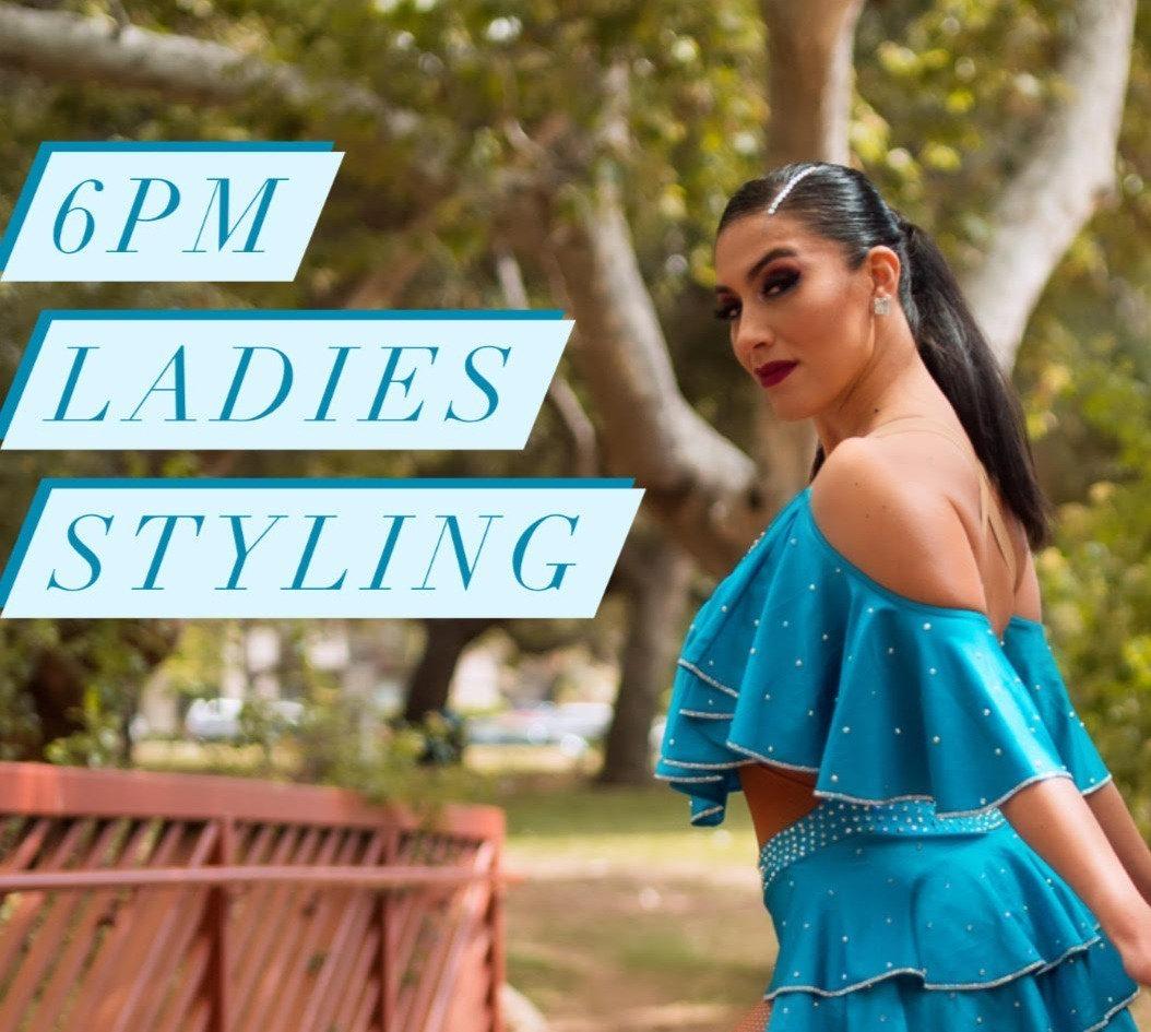 Salsa Ladies Styling Class