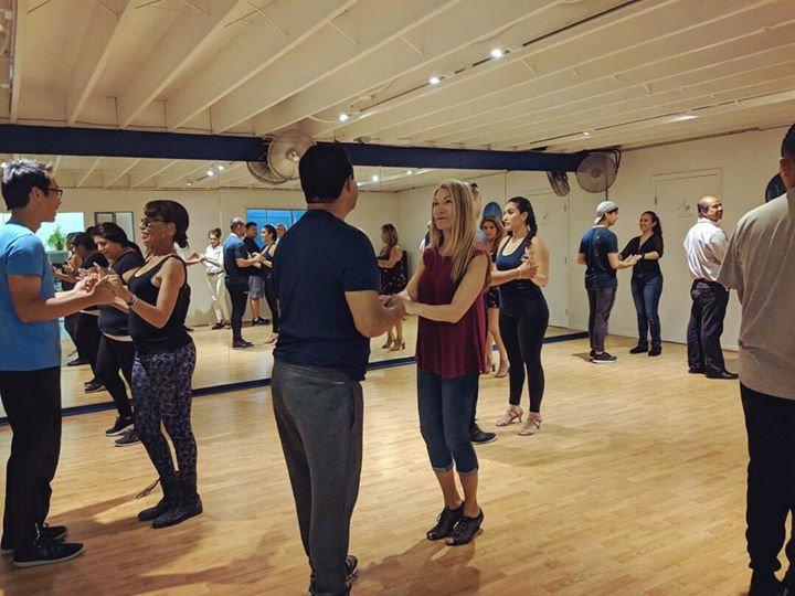 Salsa Partner Class