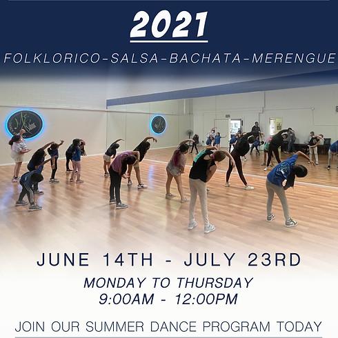 Summer Dance Camp Week 1