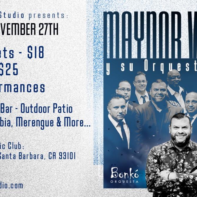 Maynor Vargas y Orquesta Bonko