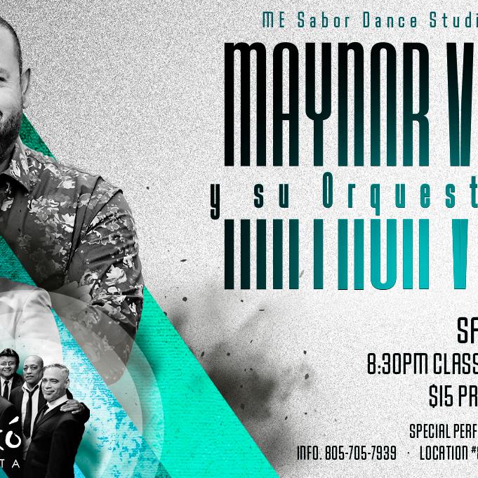 Maynor Vargas y Su Orquesta Bonko
