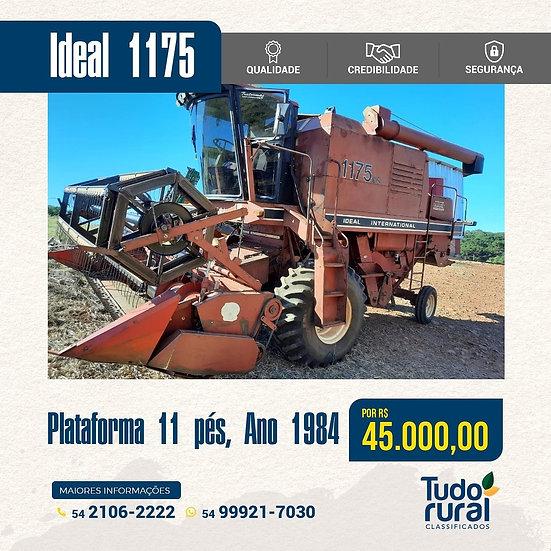 Colheitadeira Ideal 1175