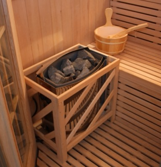 My Sauna Like Experience With God