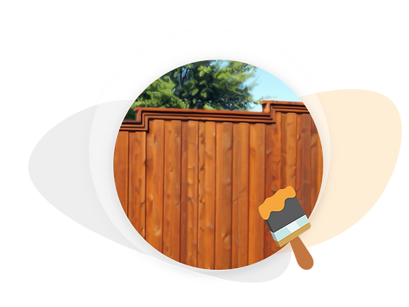Fence Staining Company in Houston, TX