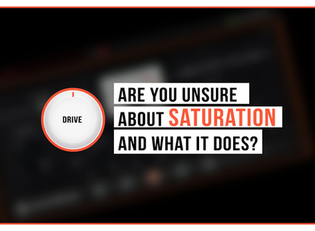 Unsure What Saturation Does? Learn How To Use Saturation Effectively.
