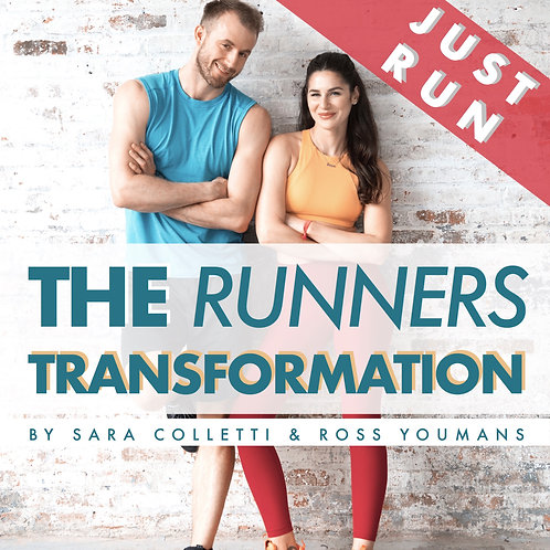 JUST RUN from the Runners Transformation