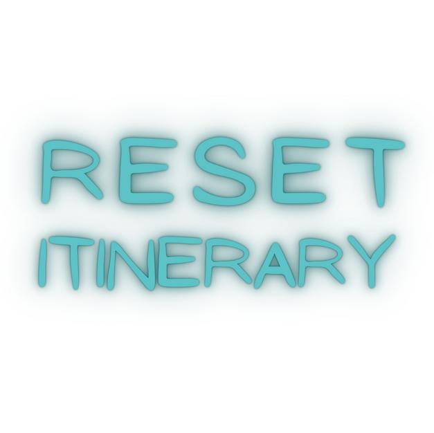 Reset Itinerary