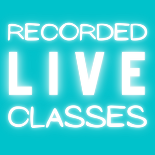 Recorded Live Classes