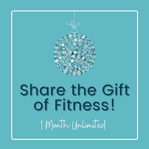 1 Month Lift Sweat Unlimited Gift Card