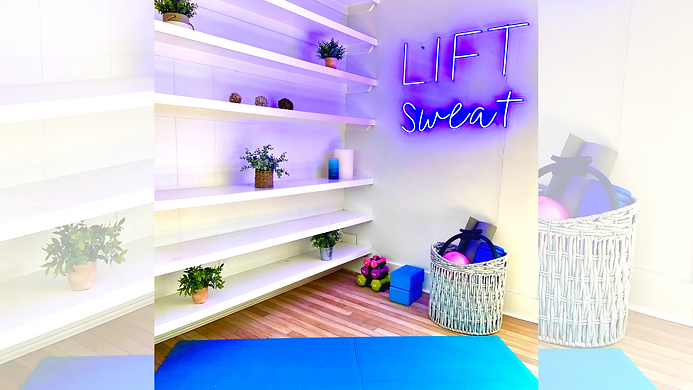LIFTsweat Studio