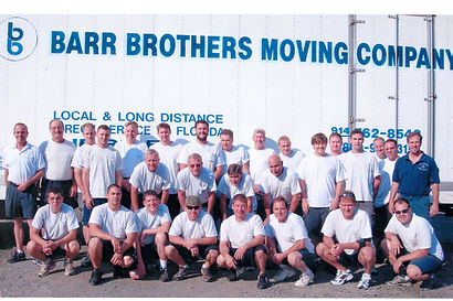MWA was founded by Barr Brothers Moving Company, In westchester ny, #1 moving professional