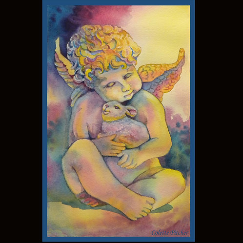 Angel Scarf