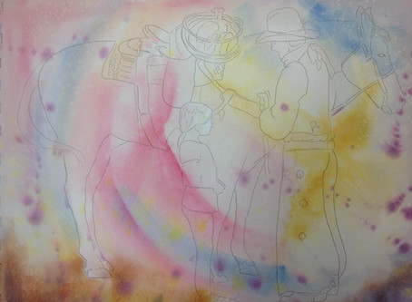 Unify Your Painting with a Colorful Underpainting