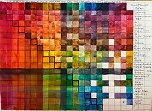 wc color chart