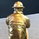 """Thumbnail: """"Every Day a Hero"""" fire fighter sculpture"""