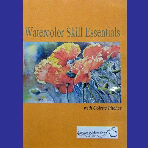 DVD - Watercolor Skill Essentials