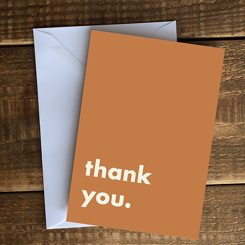 Thank You Cards Multipack