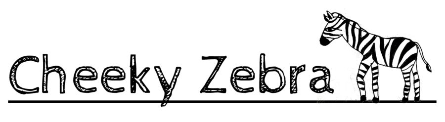 Cheeky Zebra Logo