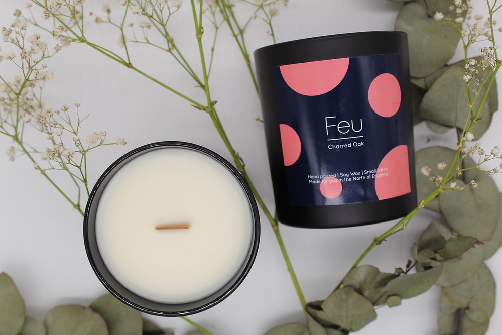 Feu Candles, Independent shops in manchester