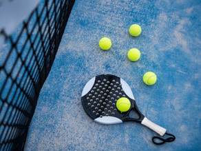 Paddle Tennis- A Story About Neuroplasticity and the Anxious Brain